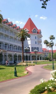 Disney's Grand Floridian Resort.